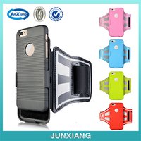 2016 New design Holster Combo Armband Case for Samsung s6