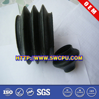 Rubber bellow dust cover auto parts custom rubber silicone cv joint