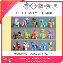 2016 Hot Sale My Little Horse Pony PVC Toys