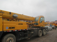 china made truck crane XCMG 25T for sale