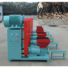 bbq coconut charcoal briquette/sawdust hollow briquette price/biomass sawdust briquette making machine