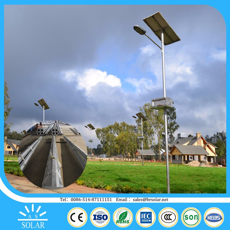 price battery pole Security fast supplier all in one solar led street light