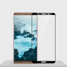 MOFI Diamond Full Screen 9H Hardness 2.5D Explosion-proof Tempered Glass Screen Film for Huawei Mate 10 Pro