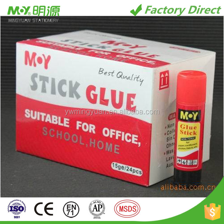 Wholesale Factory direct sale Strong Bonding Custom label White Solid Glue stick brands