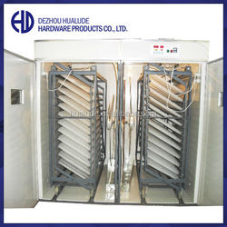 Hot Sale Fully Automatic 10000 Chicken Egg Incubator