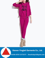 New Design Waterproof Women's Nylon Track Suits