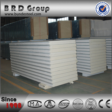 Light weight high strength PU sanwich board, PU wall panels