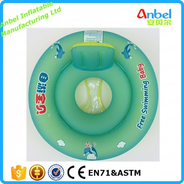 Anbel Baby rounded Inflatable Swimming Float Swim seat with lazyback
