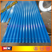 steel metal decorative corrugated metal wall panels with cheap price
