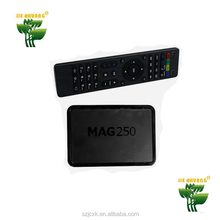 New Black Color Replacement Remote Control For Mag250 linux system iptv set top box