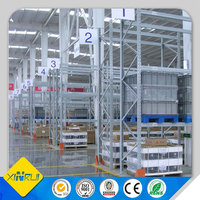 heavy euro pallet rack with CE certificate