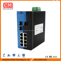10 Port Gigabit Managed Switch Harsh
