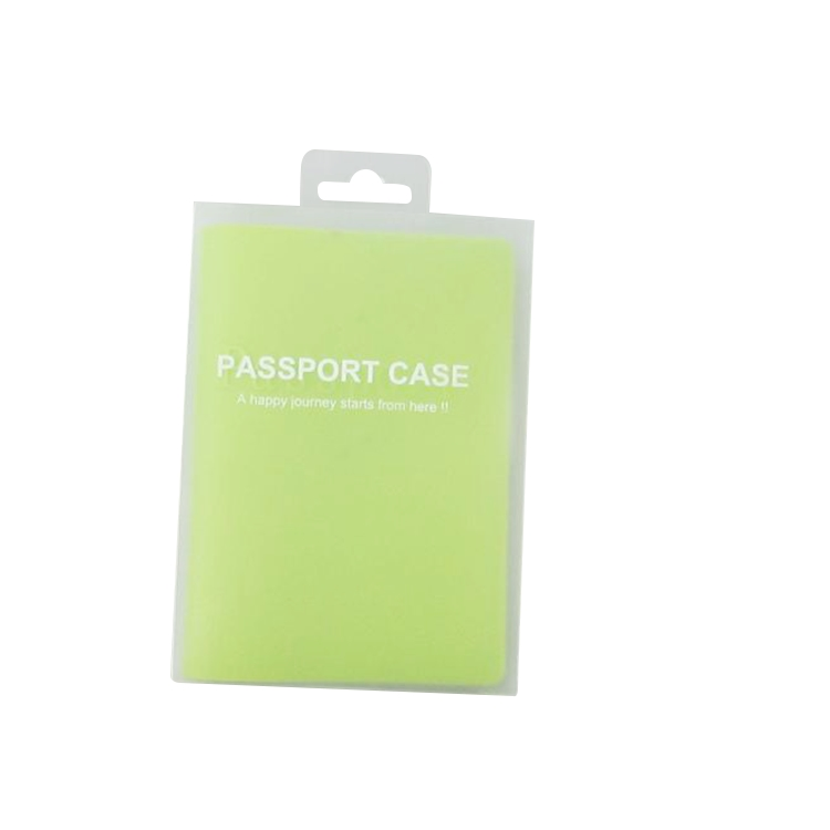 Wholesale waterproof wallet quality fashion candy color passport cover