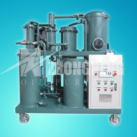 Filter type lubricating oil purifier,Mobile oil recycle system