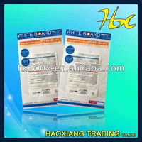 polyethylene foam bags with header
