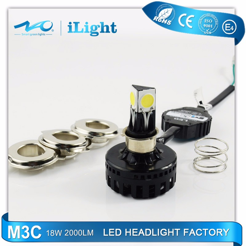 Nao led accesorios para motos led motorcycle parts headlight