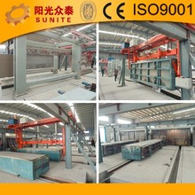High Quality Automatic Concrete Production And Brick, building aac block making machine Suppliers