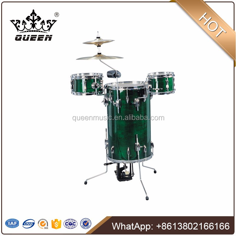 High-Grade 3-pcs Drum Set (Maple)/ Drum Set