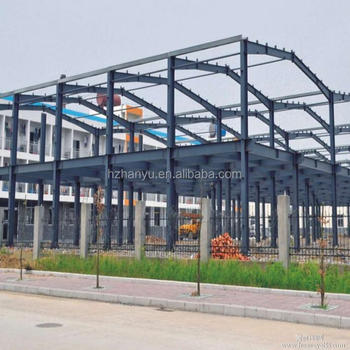 Steel structure two story building buy steel structure for Two story steel building prices