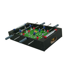 For kids promotion gift tabletop foosball indoor game table
