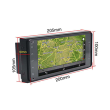 <strong>2</strong> Din Car Multimedia Player 7-Inch HD Android Car Intelligent System With Wifi GPS Navigation
