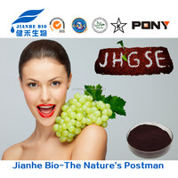 Anti-aging Skin Care 70%Proanthocyanidins/High ORAC super antioxidant Grape Seed Extract with Polyphenol