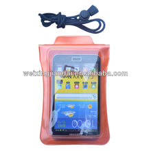 10M Waterproof Diving swimming beach case pouch bag For iPhone 4 4S 5 mobile CELL phone For sumsung galaxy s3 i9300 HTC