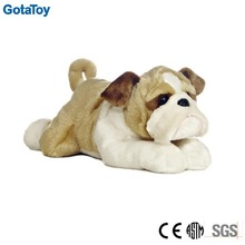 OEM Factory custom stuffed bulldog toy plush bulldog soft toy
