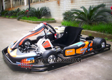 Direct Selling 4 stroke high power adults racing go kart for sale