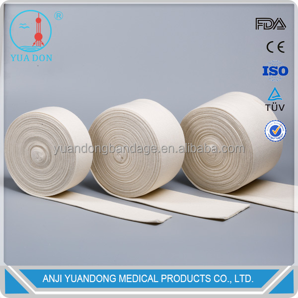 YD60020 Natural Color Tubular Gauze