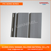 Long life modern decorative exterior wall siding panels