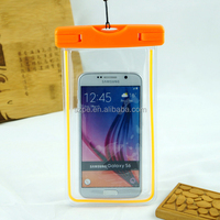 New PVC smartphone waterproof case for samsung galaxy j5