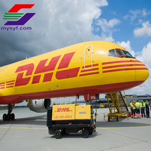 China shipping agent DHL express service packages to Cuba