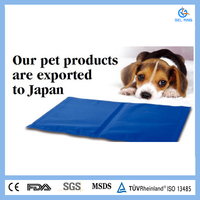 Cooling pad for dogs Self-cooling mat for pets in summer