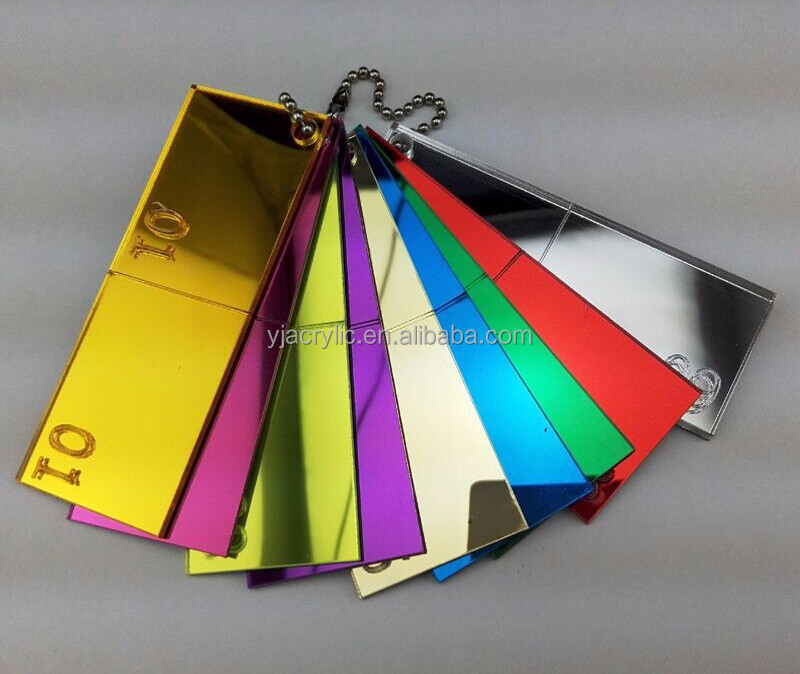 acrylic flexible mirror,ISO Factory Product