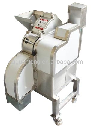 automatic vegetable dicing chicken,meat cutting machine