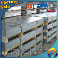 SGCC Zehao Tianjin Manufacturer Hot Dipped Galvanized Sheet Metal Fence Panel