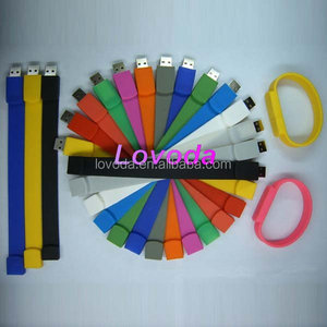 custom bracelet colorful 16gb usb 3.0 flash drive/usb flash drive 500gb/usb flash drive lot new china products for sale LFN-216