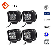 "4""Inch High Power 18w LED Work Light Bar Spot Beam 30 Degree 1440Lm Auto LED light bars for truck offroad jeep"