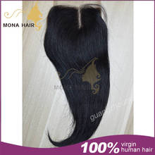 very smooth 2016 top selling 7a top standard virgin brazilian straight hair light brown lace closure
