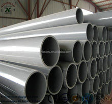 125mm PVC pipes for agriculture irrigation from China Manufacture