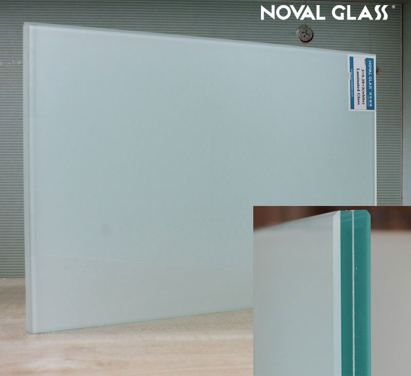 Tempered Laminated Glass For Exterior Building Glass Walls