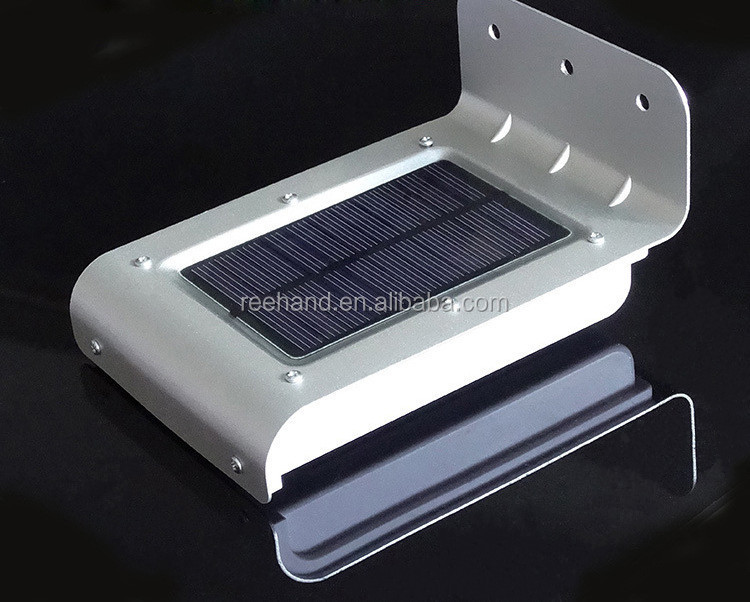 Wholesale 16 SMD Super Bright Waterproof Solar Powered Motion