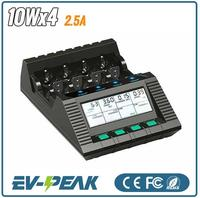 Delta peak voltage adjusted automatically USB 5V/1A battery charger