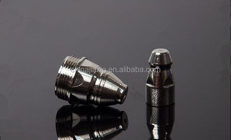 P80 Plasma Cutting Electrode Nozzle/P80 cutting tips for air plasma cutter