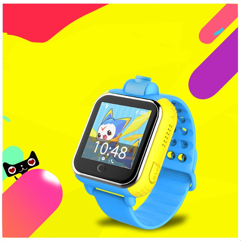 3G wifi Kids GPS Tracker Smart Watch mobile watch phone With SOS Calling