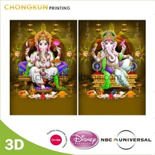 Supply 3D Hindu God Picture