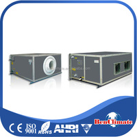 Shopping mall floor standing air conditioner hvac ahu air handling unit home