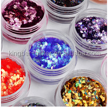 Kingber glitter powder set, painting materials, promotional gifts