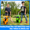 Trave School Children Luggage Bag Fashion 3D ABS+PC Kids Car Trolley Bag